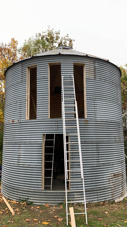 Projects – Grain Bin (30)