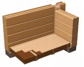 Log-House-System