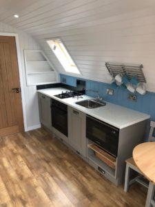 Glamping Pod – Celtic Cottage